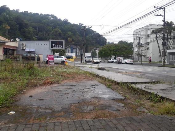 Terreno À Venda, 1129 M² Por R$ 980.000 - Garcia - Blumenau/sc - Te0548