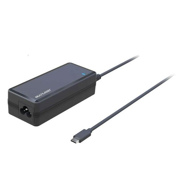 Fonte Universal Para Dispositivos Type C Multilaser