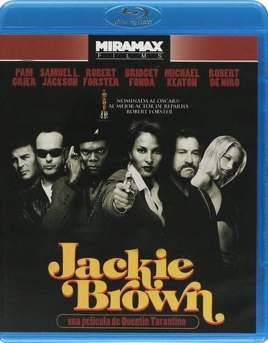 Jackie Brown Quentin Tarantino Pelicula Blu-ray