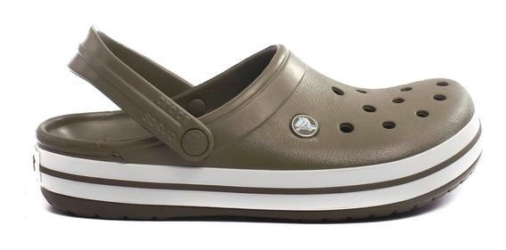 Zuecos Crocs Crocband -c11016-37p- Trip Store