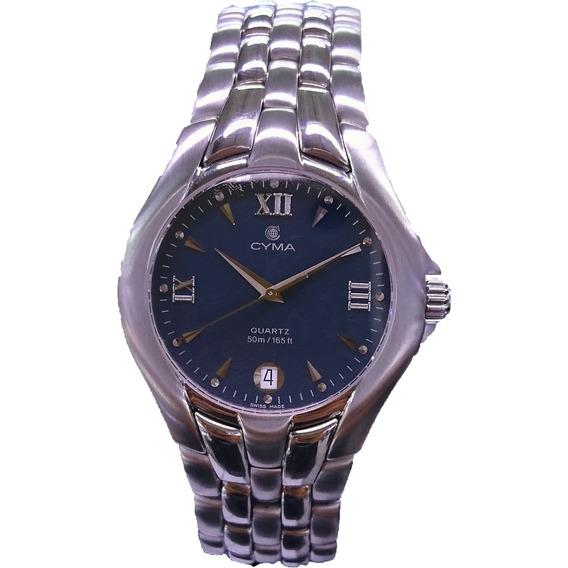 Relógio Cyma - Azul - 122.185