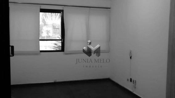 Sala Para Alugar, 45 M² Por R$ 600/mês - Centro - Ribeirão Preto/sp - Sa0060