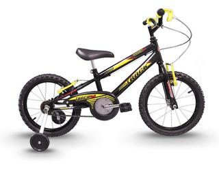 Bicicleta Track Track Boy Infantil Aro 16 Seminova