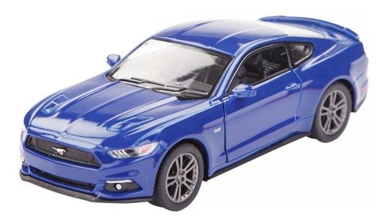 2015 Ford Mustang Gt Escala 1:38 Kinsmart