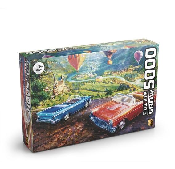 Puzzle 5000 Peças Vale Dos Sonhos Grow