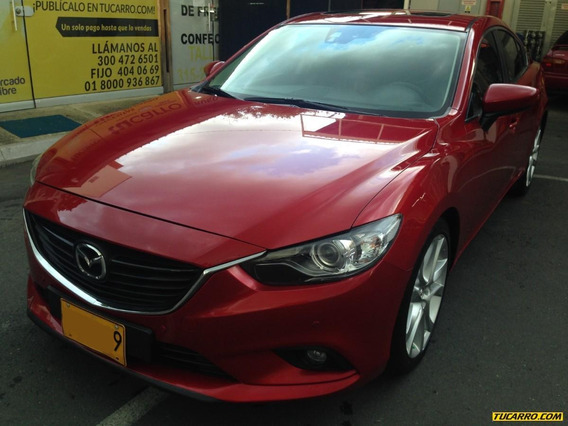 Mazda Mazda 6 Mazda 6 Gran Touring
