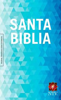 Biblia Económica Ntv Semilla - Agua Viva - (cartulina)