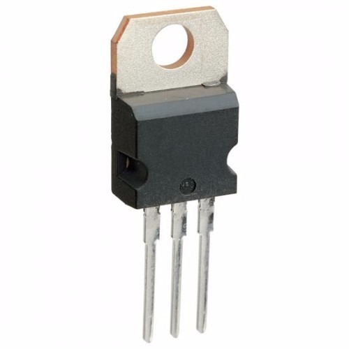 10 Unidades Regulador 7805 Lm7805 Positivo 5v 1a To220