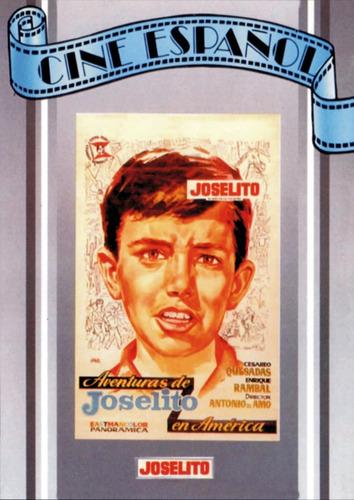 Imagen 1 de 1 de Aventuras De Joselito En America - Joselito, Enrique Rambal