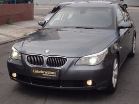 Bmw 545i 4.4 V8 Blindado!!