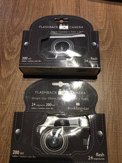 Câmera Fotográfica Descartável Com Flash