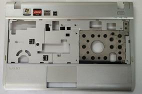 Carcaça Do Teclado Palmrest Para Notebook Sony Vaio Pcg31311