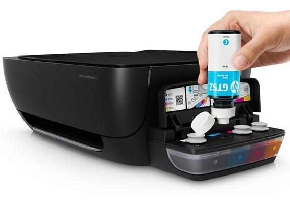 Impressora Multifuncional Tanque De Tinta Hp 412 (z6z99a)!