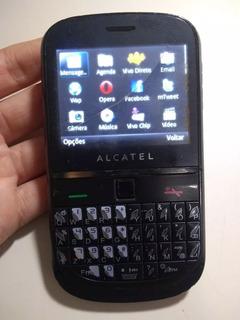 Celular Alcatel Onetouch 900m Tela Trincada
