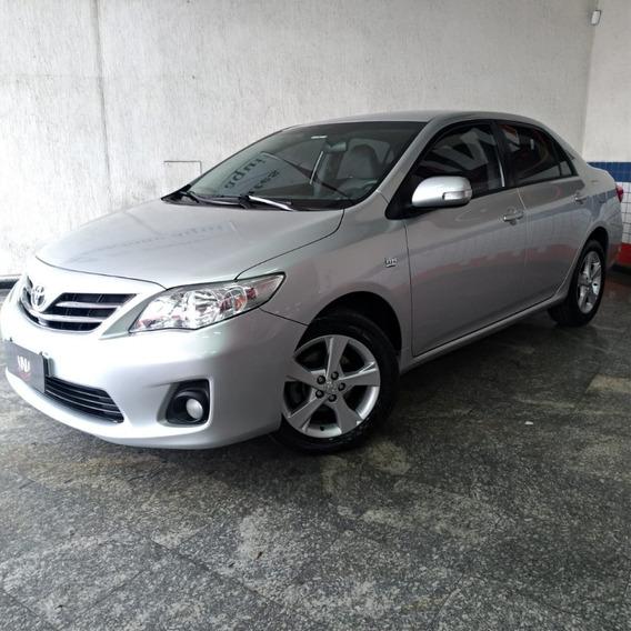 Toyota Corolla Xei 2014 Automático