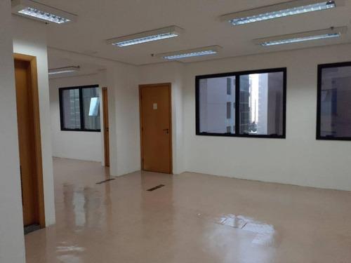 Conjunto Em Vila Olímpia, São Paulo/sp De 74m² Para Locação R$ 4.400,00/mes - Cj624122