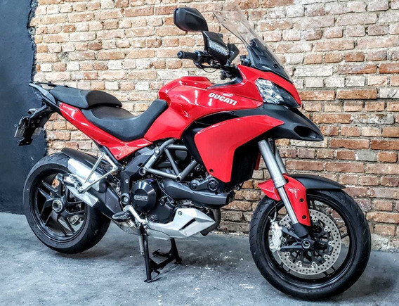 Ducati Multistrada 1200s Touring - Km 29.800