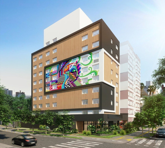 Apartamento - Cidade Baixa - Ref: 2026 - V-2026