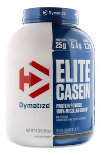 Proteina Dymatize Elite Casein 4 Lbs Todos Los Sabores!