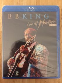 Blu-ray B.b. King Live At Montreux 1993 (2009) Novo Lacrado!