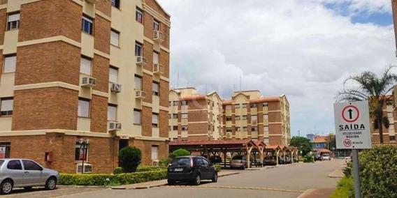 Apartamento Em Marechal Rondon Com 3 Dormitórios - Ot7070