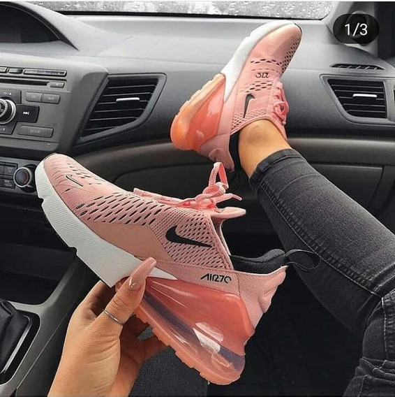 Zapatillas Nike Air Max 270 Moda 2019