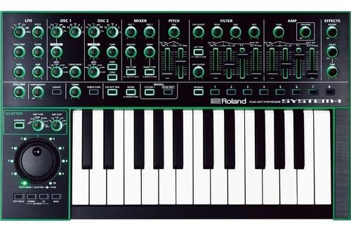 Imagen 1 de 8 de Sintetizador Roland Aira System 1 Virtual Analógico Cuotas!
