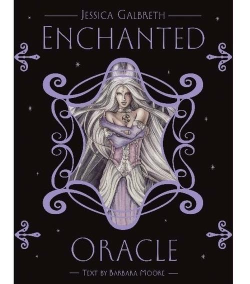 Enchanted Oracle Top10 Est. Unidos C/ Bolsa Prata E Pingente