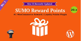 Sumo Reward Points - Woocommerce Reward System 22.0