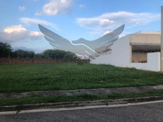 Terreno No Condomínio Ibiti Royal - Sorocaba - 384 M² - Plano - Perfeito Para A Construir A Sua Casa Dos Sonhos - Tc00115 - 68300768
