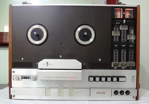 Tape Deck Rolo Philips N4416b
