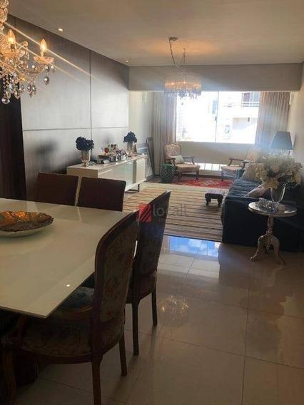 Apartamento Com 3 Dormitórios, 130 M² - Venda Por R$ 380.000,00 Ou Aluguel Por R$ 1.300,00/mês - Centro - São José Do Rio Preto/sp - Ap2192