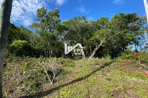 Terreno Na Estância Santa Cruz Lado Serra Itanhaém - Ter067