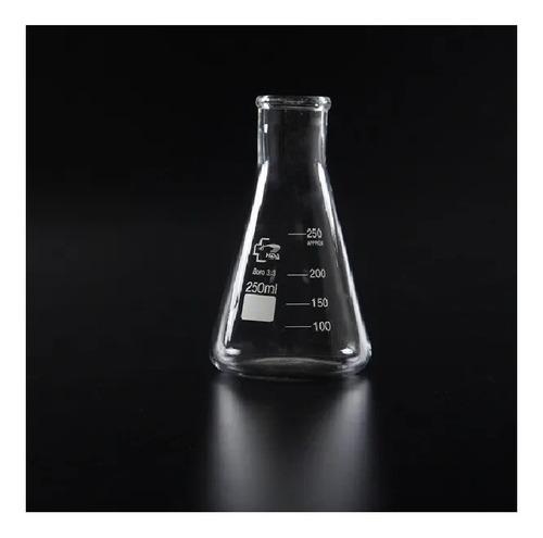 Erlenmeyer 2000ml  Borosilicato 3.3