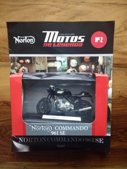 Motos De Leyenda Clarin Nº 2