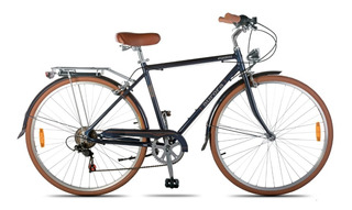 Bicicleta Aurora Mondo 6v Paseo Urbana Rodado 28 *