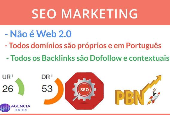 5 Backlinks Dr 53 Exploda Seus Resultados No Ranking Google