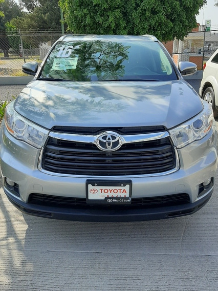 Toyota Highlander 2016 3.5 Xle At