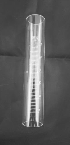 Imagen 1 de 2 de Pipeta , Probeta  Laboratorio Prueba Inyectores Calibrada