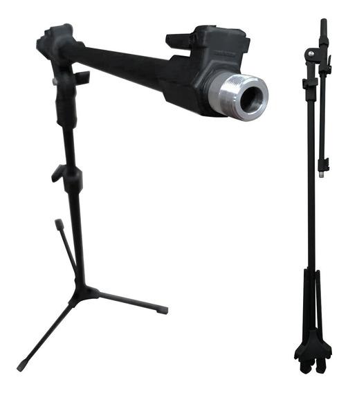Pedestal Rmv Para Microfone E Pratos Suporte Universal