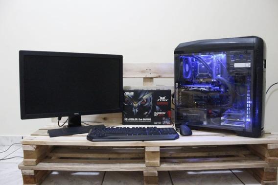 Computador I7 - Pc Gamer - Csgo - Siege - Dota - Lol