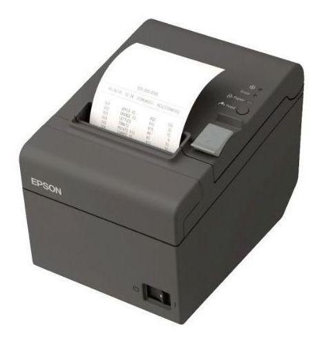 Impressora Térmica Epson Tm-t20 Usb Não Fiscal