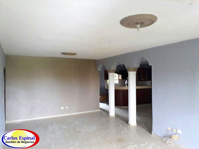 Casa De Alquiler En Higuey, República Dominicana Agl420