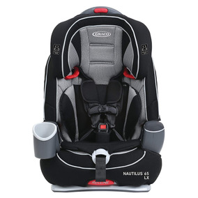 Cadeira Bebê Graco Nautilus 65lx 3 Em 1 - Preço R$ 1.899,99!