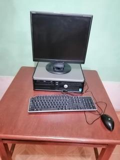 Paquete 5 Computadoras Dell Core 2 Duo, Ddr3, Ciber Café