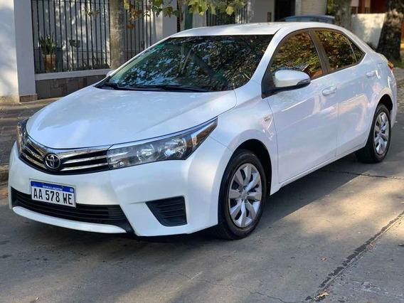 Toyota Corolla 2016 1.8 Xli Cvt 140cv