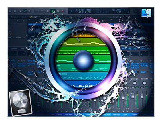 Logic Pro X 10.4.8 Atualizado Mac Os Catalina Ou Mojave