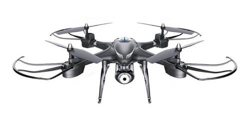 Imagen 1 de 1 de Drone Gadnic Gadnic Buzzard T30 con cámara HD negro
