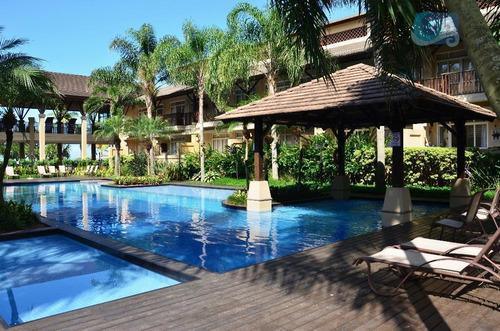 Imagem 1 de 30 de Apartamento À Venda - Condomínio Pantai, Praia Da Enseada - Guarujá. - Ap3973