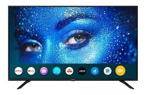 Imagen 1 de 6 de Smart Tv Hyundai 50  Uhd 4k Android Tv 16gb Memoria